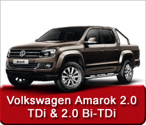 VW Amarok 2.0 TDi Conversion