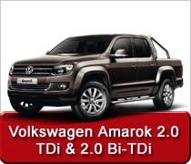 Volkswagen Amarok Conversions