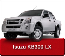 Isuzu KB300 Performance Enhancement