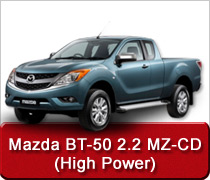 Mazda BT-50 Conversions