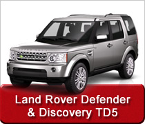 Land Rover defender & Dircovery TD5 Turbo Diesel Intercooler Conversions