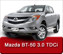 Mazda BT-50 3.0 TDCi Turbo Diesel Intercooler Conversions