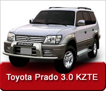 Toyota Prado 3.0 KZTE Turbo Diesel Intercooler Conversions