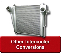 Other intercooler conversions