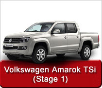 VW Amarok TSi Power Upgrade