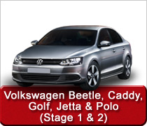 Volkswagen Stage 1 & 2 Conversion