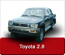 Toyota Hilux 2.8 Opyimization
