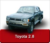 Toyota Hilux 2.8 Opyimization