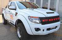 Rugged SAC Ford Ranger Gets a Power Boost