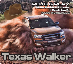 Ford Ranger gets a power kick with Texas Walker conversion