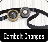 Cambelt Changes