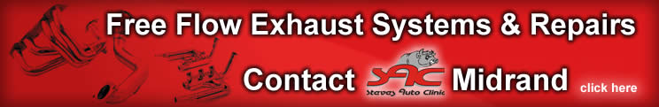 Exhaust Repairs in Midrand South Africa