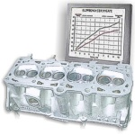 Gasflowed Cylinder Heads