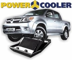 Toyota Hilux D4D 2.5 - Power Cooler