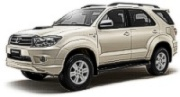 Supercharged Toyota Fortuner