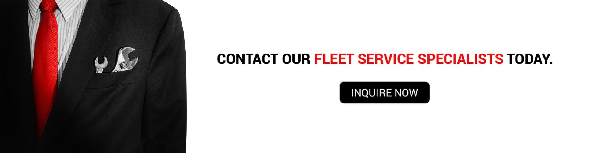 Fleet Service Specialist