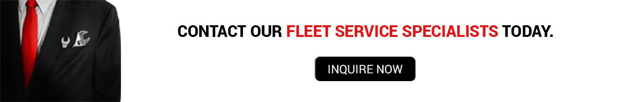 Fleet Service Specialists