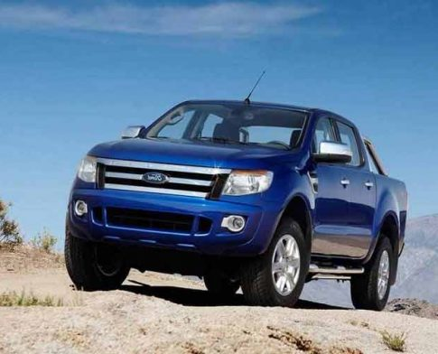 Revolutionary Ford Ranger gets Powered Up!