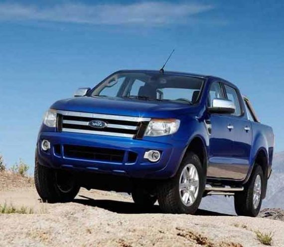 Revolutionary Ford Ranger gets Powered Up!