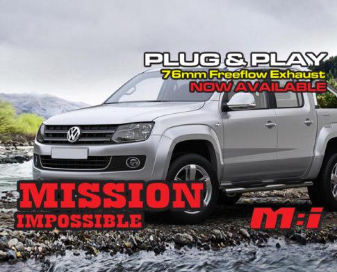 Mission Impossible Amarok Conversion