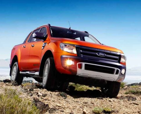ECU Software Upgrade available for Ford Ranger