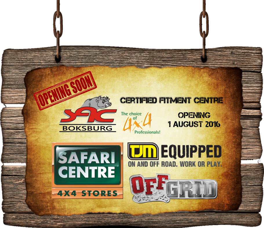 Safari fitment center opening soon