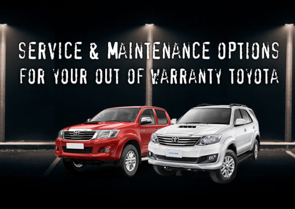 Out of Warranty Service Options