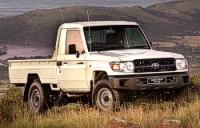 Road Tests - Toyota Land Cruiser