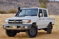Toyota Conversions
