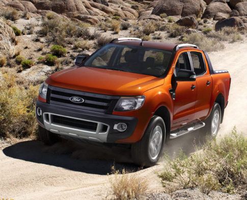 Ford Conversions and Performance Enhancement at SAC