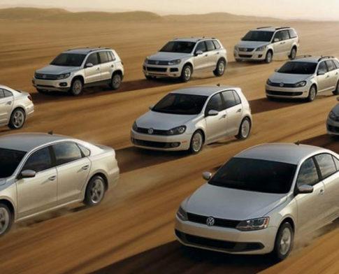 What's New – Volkswagen