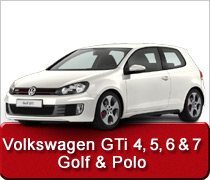 Volkswagen citi golf performance conversions