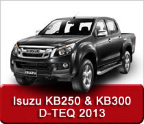 What's New - Isuzu