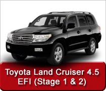 Toyota Land Cruiser 4.5 EFI