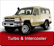 Toyota Land Cruiser 4.2 Turbo & Intercooler