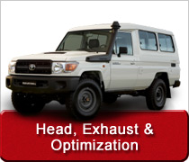 Toyota Land Cruiser 4.2D Optimization