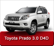 Toyota Prado 3.0 D4D Conversion