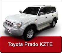 Toyota Prado KZTE Plug n Play