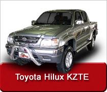 Toyota Hilux turbo diesel