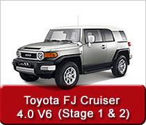 Toyota FJ Cruiser 4.0 V6 Conversions