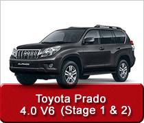 Toyota Prado 4.0 V6 Conversions