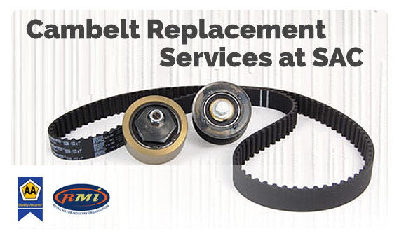 Cambelt & Timimng Belt Repairs & Replacements