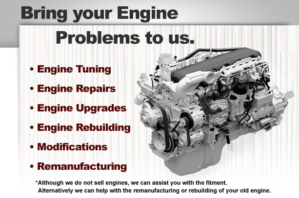 Car Engine Tuning, Engine Repairs