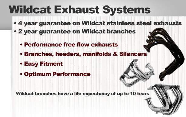 Wildcat Performance Exhaust System