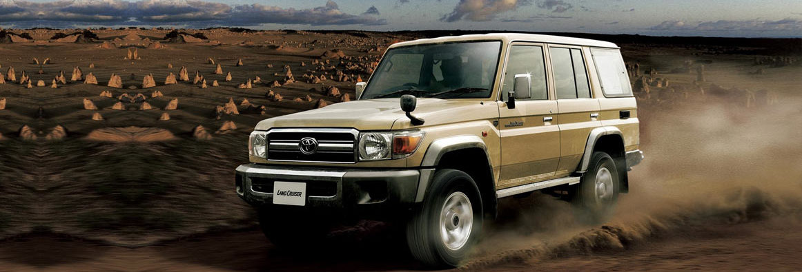Road Tests - Toyota Land Cruiser - Steves Auto Clinic