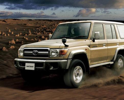 Road Tests – Toyota Land Cruiser