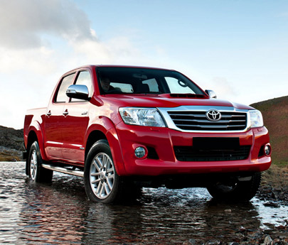 Toyota bakkie clutch repairs