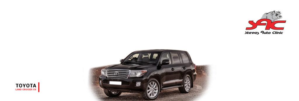 Toyota VX