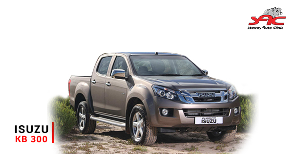 A few potential faults on the Isuzu KB 300 - Steves Auto Clinic
